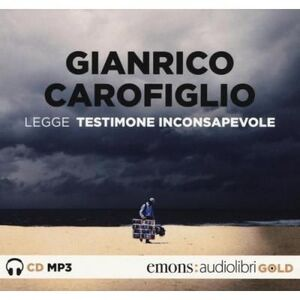 TESTIMONE INCONSAPEVOLE. AUDIO LIBRI. CD MP3.