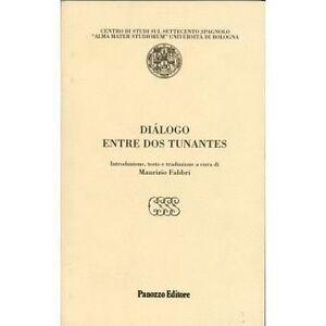 DIALOGO ENTRE DOS TUNANTES
