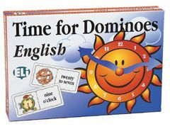 TIME FOR DOMINOES - GAME BOX