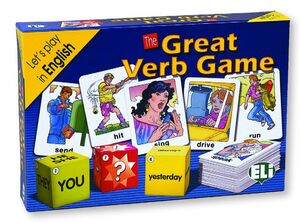 A2-B1. THE GREAT VERB GAME