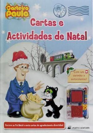 CARTAS E ACTIVIDADES DE NATAL