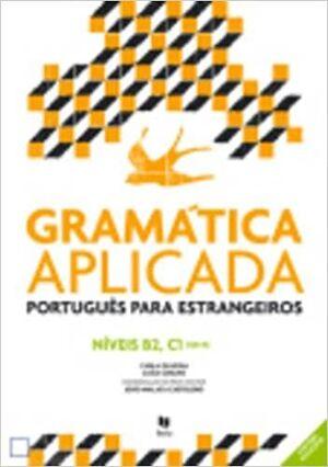 GRAMATICA APLICADA PORTUGUES PARA ESTRANGEIROS. A1, A2, B1 (QECR)