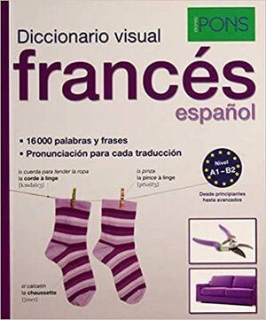 FRANCES/ESPAÑOL DICCIONARIO PONS VISUAL